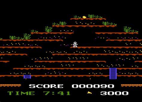 game review cbs electronics mountain king  atari