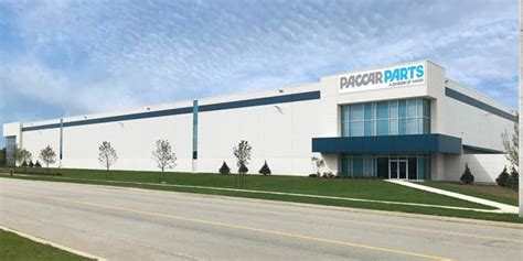 paccar canada paccar parts opens parts distribution center in toronto