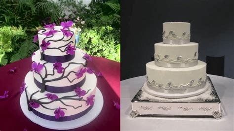 How To Professionally Decorate A Cake by Pin By Katy Fox On Purpleicious Gotta Purple
