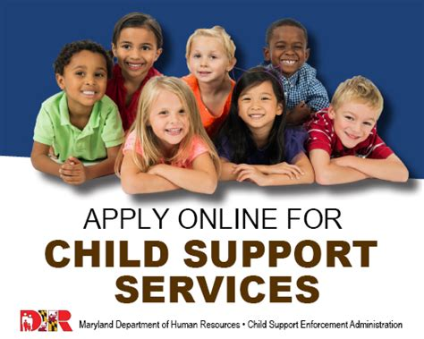 Md Child Support Search Child Support Services Maryland Department Of Human Resources