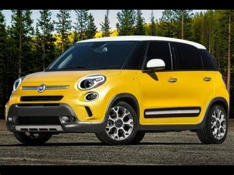 Kia 500l 2014 Fiat 500l Vs Mini Countryman Vs Scion Xb Vs Kia
