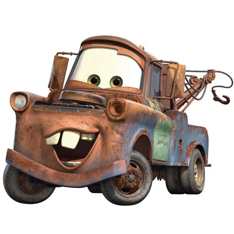 mater truck mater wall decals disney cars tow truck bedroom