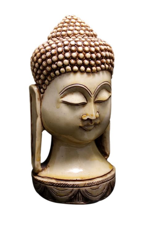 about indian wholesale sculpture statue handicraft and buy hand carved meditating lord buddha head resin idol