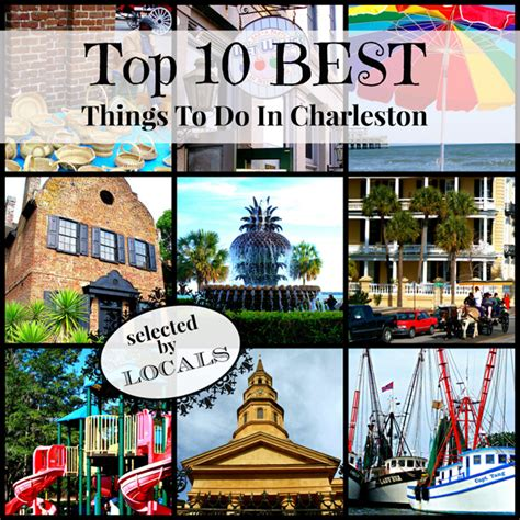 Top 10 Bars In Charleston Sc by Things To Do Attractions