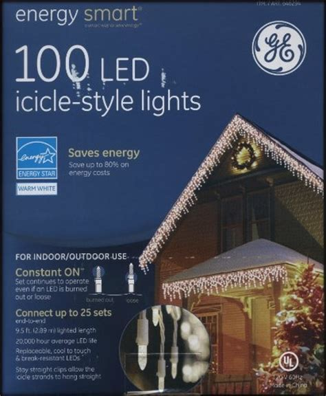Ge Led Icicle Lights by Pin By Rural Missouri Magazine On Energy Smart