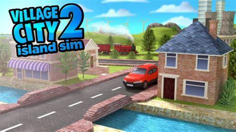 download game mod fishing town village city island sim 2 apk v1 3 1 mod unlimited cash