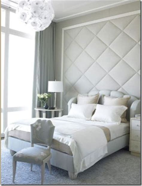 wall headboard ideas diamond upholstered wall covering designs pinterest