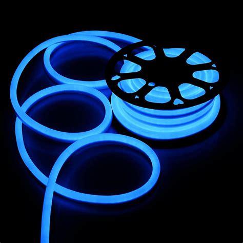led neon flex light 50ft led flex neon light in outdoor valentine xmas