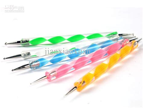 Kuas Set Lukis Kuku by Terjual Nail Stuff Dotting Tools Nail Dryer Kutek
