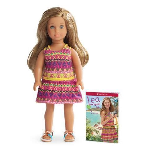 2016 goty lea clark doll giveaway american girl ideas new american girl mini doll lea clark girl of the year