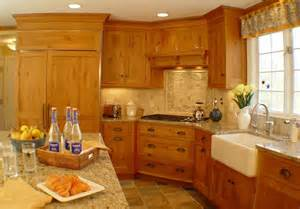 Honey Oak Kitchen Cabinets by Honey Oak Kitchen Cabinets With Black Countertops The Cook