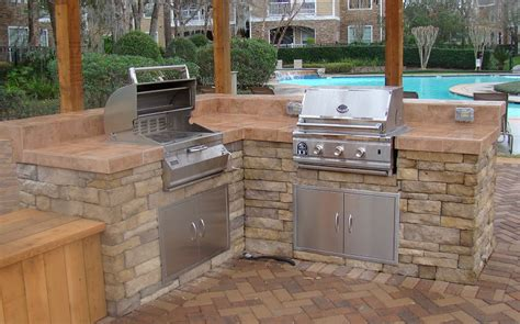 backyard kitchen ideas outdoor kitchen ideas backyard designs