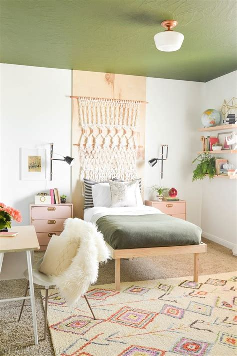 bedroom diy macie s boho bedroom makeover reveal vintage revivals