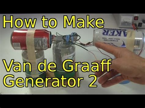 make electrostatic generator videolike