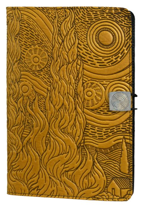 oberon design kindle cover leather covers and cases for amazon fire tablets van