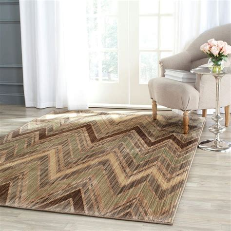 8 X 8 Area Rugs Safavieh Infinity Taupe Beige 8 Ft X 10 Ft Area Rug Inf588a 8 The Home Depot