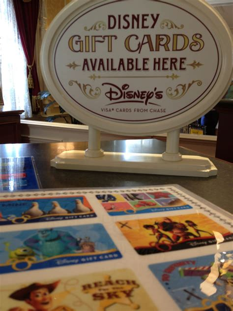 Walt Disney World Gift Card - img 6553 on the go in mco