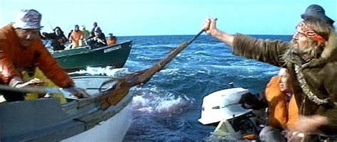 jaws fishing boat scene jaws internet movie firearms database guns in movies