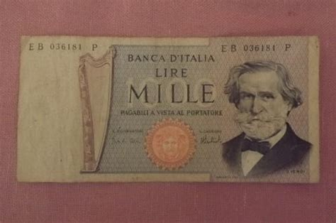 lire mille d italia europe great britain banknote d italia 1000