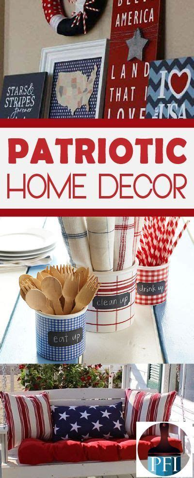 patriotic home decor ideas patriotic home decor ideas for this summer labour