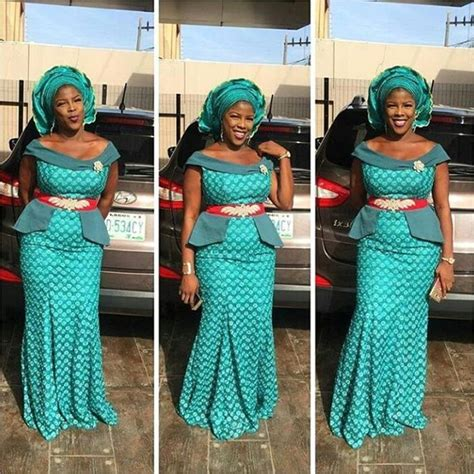latest aso abi styles for plus size women beautiful and unique aso ebi styles 2017 you should try