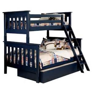 Bunk Beds Twin Amazon Com Alligator B1305 T F Slatted Twin Over Full