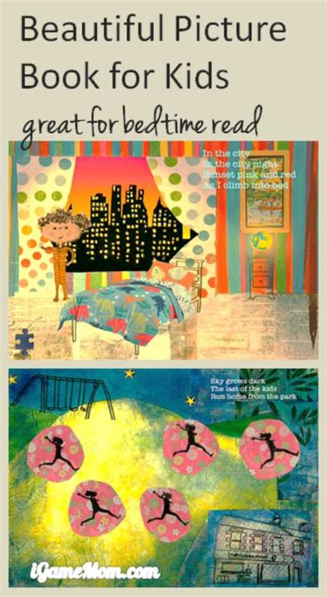 beautiful picture books for children wonderful bedtime picture book city nights