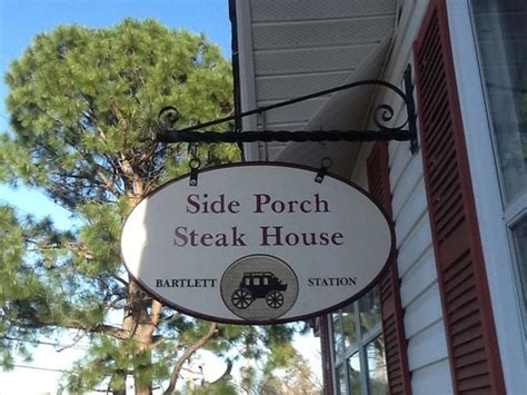 Side Porch Steak House side porch steak house bartlett menu prices restaurant reviews tripadvisor