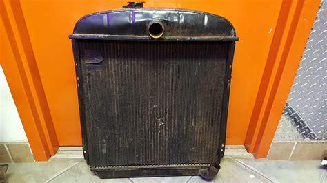 plymouth antiques 1949 chrysler dodge plymouth antique radiator repair and