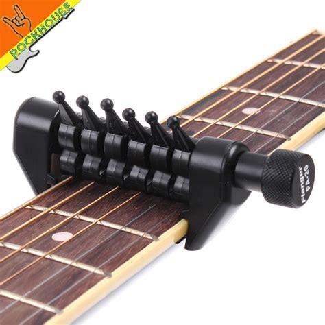 Capo Gitar Cowboy New finger style acoustic guitar capo 6 strings guitar capo universal change the key of each string