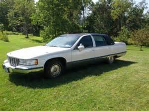1994 Cadillac Brougham Find Used 1994 Cadillac Fleetwood Brougham Sedan 4 Door 5