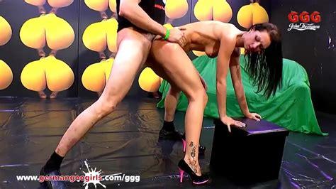German Goo Girls Sexy Skinny Brunette Loves Sex Porndoe