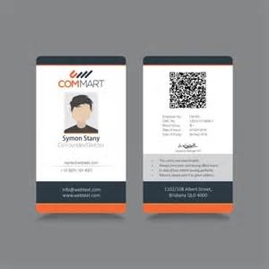 Id Template by Identity Vectors Photos And Psd Files Free