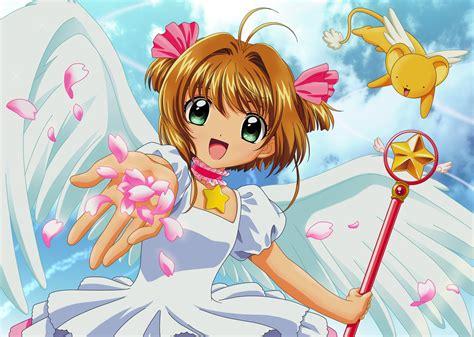 wallpaper cartoon sakura quot cardcaptor sakura clear card chapter quot to air this winter