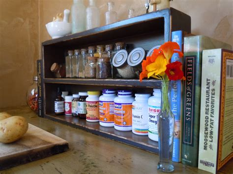 Standing Spice Rack Spice Rack Large Free Standing Spice Rack In Black And Brown