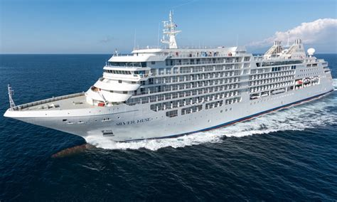 silversea cruises travel insurance silver muse itinerary schedule current position