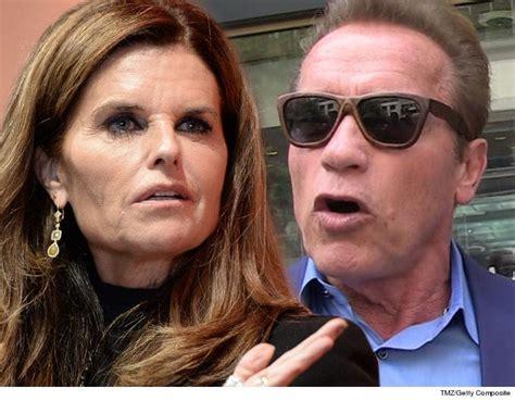 Arnold Schwarzenegger And Shriver Greatest Story by Tmz