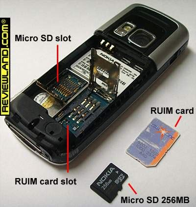 Adapter Micro Sd N73 reviewland review nokia 6275 page 1 3