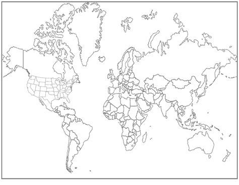 world map with states seeshellspace projectors and world maps