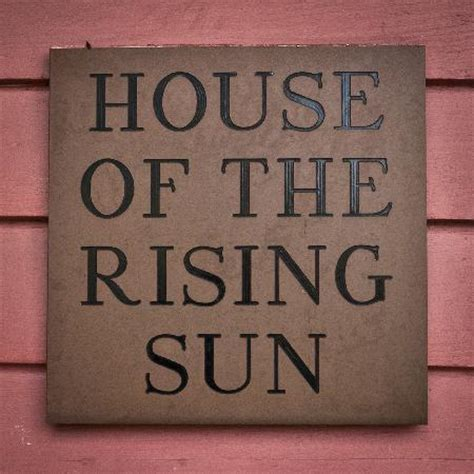 house of rising sun b b sign picture of house of the rising sun bed and