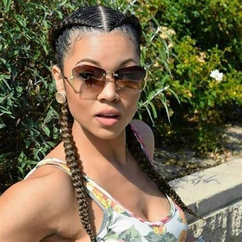 2 braids goong back lightskins 55 flattering goddess braids ideas to inspire you hair