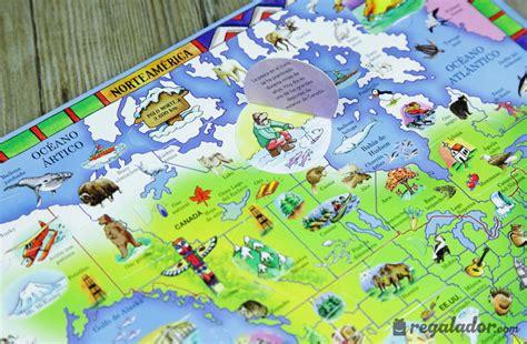 mi primer atlas con 1409516164 de viaje por el mundo mi primer atlas en regalador com