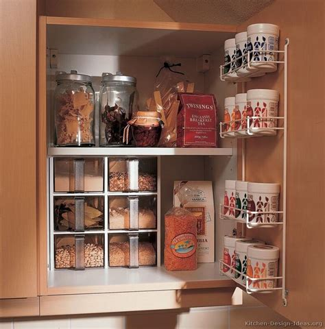 Small Kitchen Storage Cabinets 362 Best Kitchen Organizing Images On Pinterest Home Kitchen And Kitchen Storage