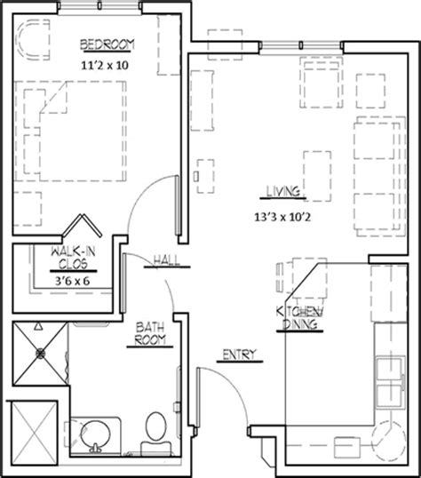 550 square foot house the heights at evansville manor floor plans