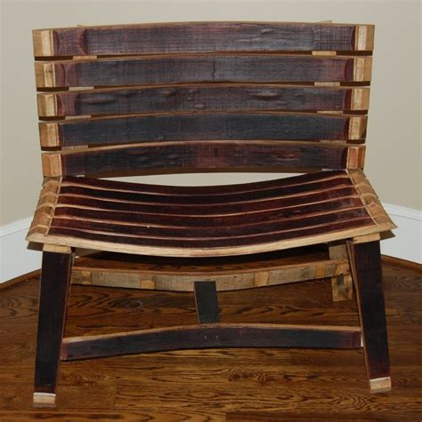 whiskey barrel bench 127 best images about bourbon barrel projects on pinterest