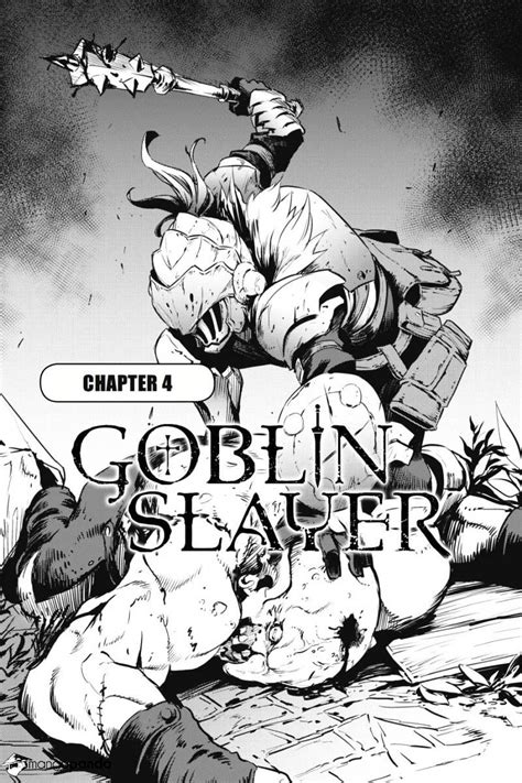 goblin slayer vol 1 goblin slayer goblin slayer 4 read goblin slayer ch 4 for free