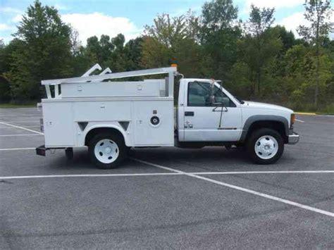 gmc c3500hd 2000 utility service trucks