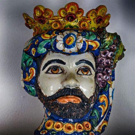 lisabetta e il vaso di basilico di mori vasi e ceramiche il tesoro barocco di