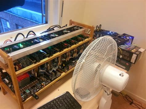 setup bitcoin solo mining cryptocurrency how to build a budget mining rig