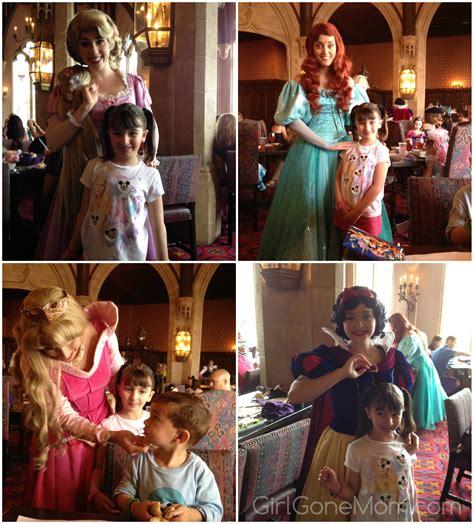 Disney Princess Decor Cinderella S Royal Table In Magic Kingdom Gone Mom